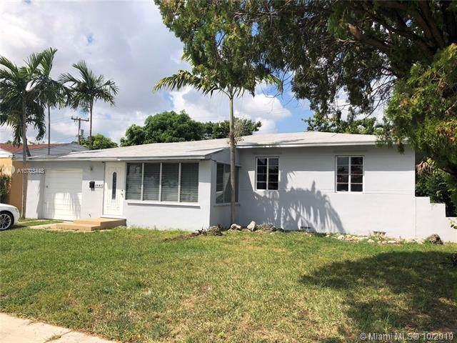 3925 NW 4th Ter, Miami, FL 33126 (MLS #A10703448) :: Grove Properties