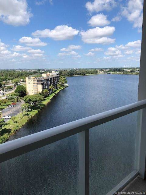20201 E Country Club Dr #609, Aventura, FL 33180 (MLS #A10704049) :: The Adrian Foley Group
