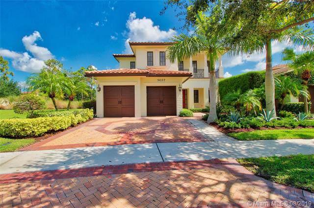9637 Exbury Ct, Parkland, FL 33076 (MLS #A10704875) :: Grove Properties
