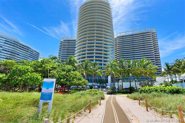 9705 Collins Ave 1405N, Bal Harbour, FL 33154 (MLS #A10705497) :: Lucido Global