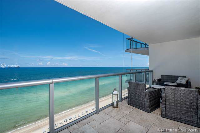 17001 Collins Ave #1708, Sunny Isles Beach, FL 33160 (MLS #A10712636) :: Grove Properties