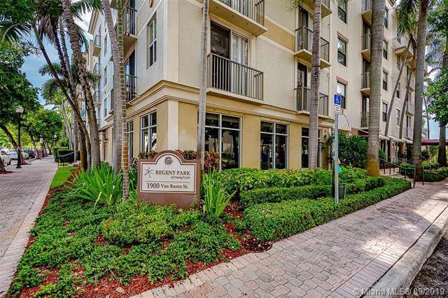 1900 E Van Buren St 110B, Hollywood, FL 33020 (MLS #A10713198) :: Ray De Leon with One Sotheby's International Realty