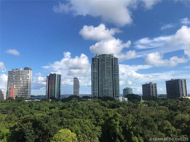 1600 SW 1st Ave #809, Miami, FL 33129 (MLS #A10713389) :: Grove Properties