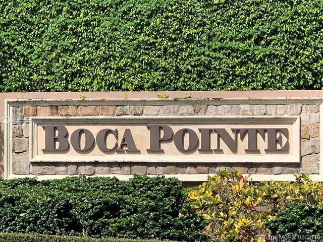 6765 Montego Bay Blvd E, Boca Raton, FL 33433 (MLS #A10717227) :: Ray De Leon with One Sotheby's International Realty