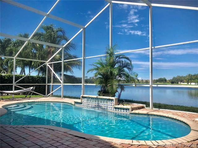 4631 Little Palm Ln, Coconut Creek, FL 33073 (MLS #A10723669) :: The Kurz Team