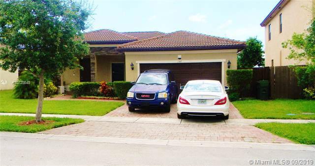 157 SE 36th Pl, Homestead, FL 33033 (MLS #A10725645) :: Berkshire Hathaway HomeServices EWM Realty