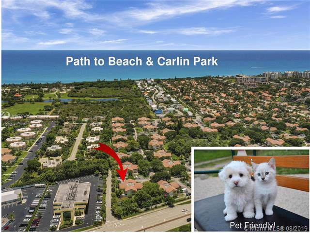 164 Seabreeze Cir #164, Jupiter, FL 33477 (MLS #A10727401) :: Ray De Leon with One Sotheby's International Realty