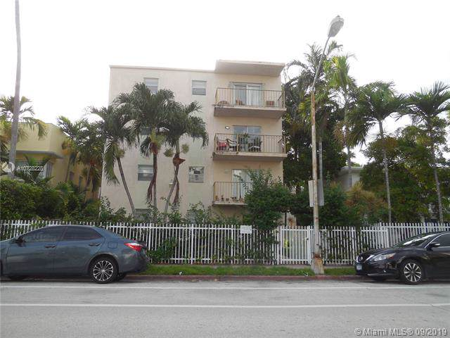 618 Euclid Ave #302, Miami Beach, FL 33139 (MLS #A10728228) :: Ray De Leon with One Sotheby's International Realty