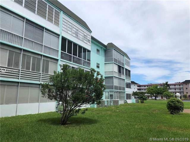 4141 NW 44 AVENUE #221, Lauderdale Lakes, FL 33319 (MLS #A10729050) :: The Kurz Team