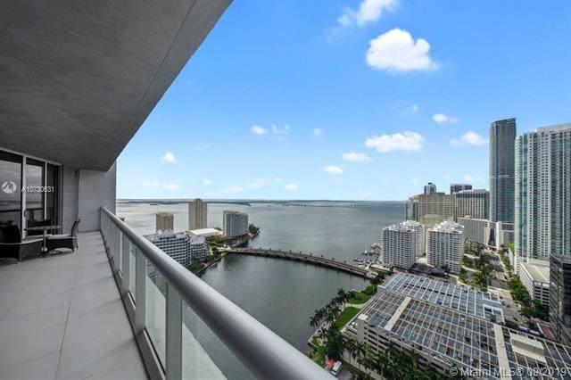 495 Brickell Ave #3205, Miami, FL 33131 (MLS #A10730631) :: Grove Properties