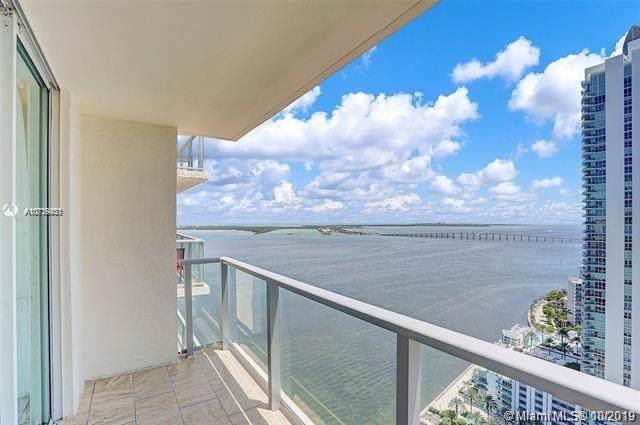 1155 Brickell Bay Dr #2601, Miami, FL 33131 (MLS #A10739431) :: Berkshire Hathaway HomeServices EWM Realty