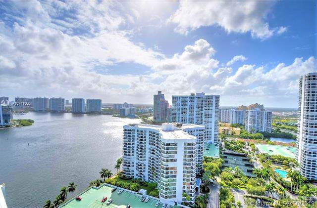 19101 Mystic Pointe Dr #2906, Aventura, FL 33180 (MLS #A10741366) :: Ray De Leon with One Sotheby's International Realty