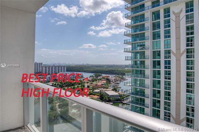 300 Sunny Isles Blvd #2007, Sunny Isles Beach, FL 00000 (MLS #A10742659) :: Grove Properties
