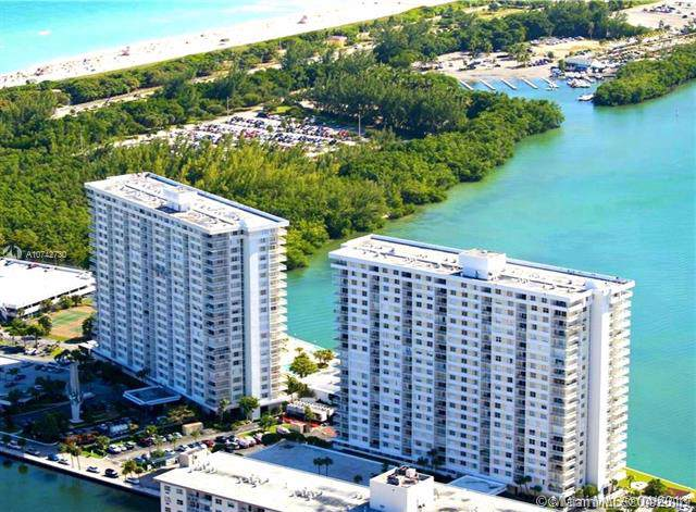 500 Bayview Dr #1724, Sunny Isles Beach, FL 33160 (MLS #A10742730) :: The Teri Arbogast Team at Keller Williams Partners SW