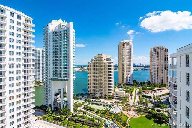 701 Brickell Key Blvd Ph-06, Miami, FL 33131 (MLS #A10745310) :: Grove Properties