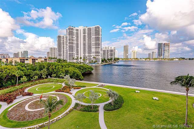 3370 Hidden Bay Dr #503, Aventura, FL 33180 (MLS #A10748647) :: Grove Properties