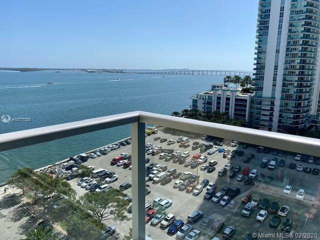 1155 Brickell Bay Dr #1201, Miami, FL 33131 (#A10777335) :: Real Estate Authority