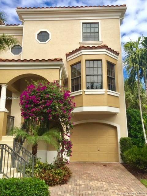 506 Del Sol Cir, Tequesta, FL 33469 (MLS #A10802283) :: Green Realty Properties