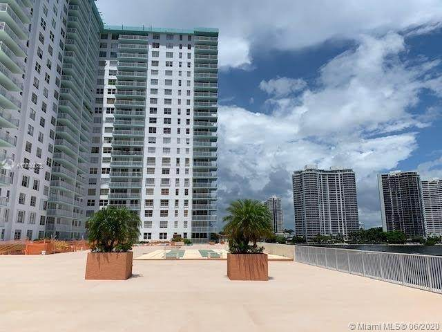 301 174th St #1409, Sunny Isles Beach, FL 33160 (MLS #A10880823) :: Grove Properties