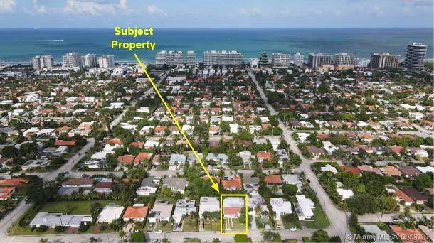 9025 Garland Ave, Surfside, FL 33154 (MLS #A10900578) :: Prestige Realty Group