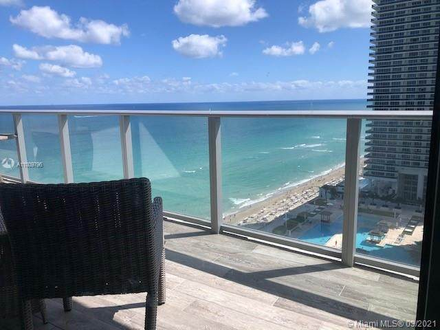 4111 S Ocean Dr #1801, Hollywood, FL 33019 (MLS #A11009796) :: Compass FL LLC