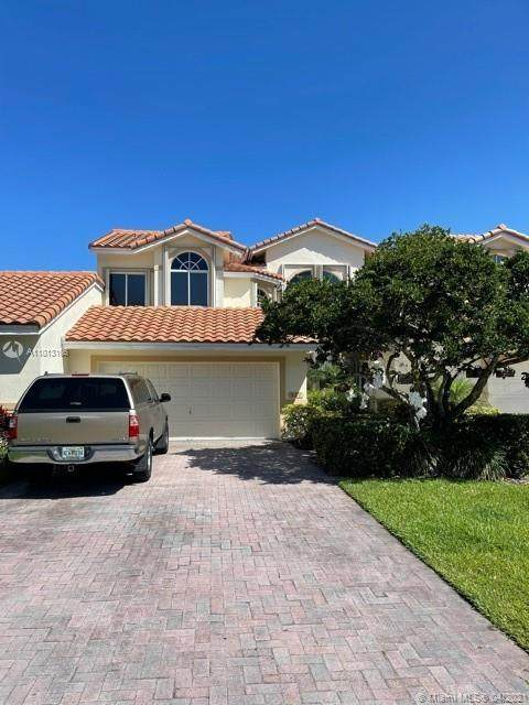 517 W Palm Aire Dr, Pompano Beach, FL 33069 (MLS #A11013166) :: Team Citron