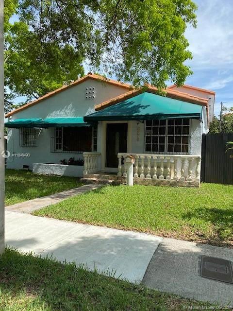2491 SW 13th St, Miami, FL 33145 (MLS #A11048490) :: Team Citron