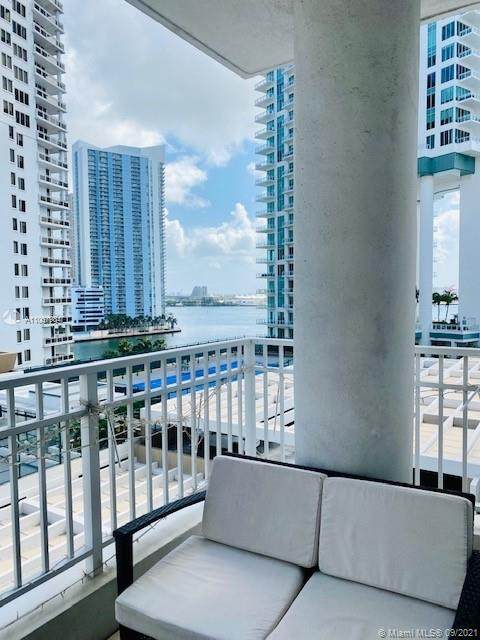 801 Brickell Key Blvd #908, Miami, FL 33131 (MLS #A11067984) :: GK Realty Group LLC
