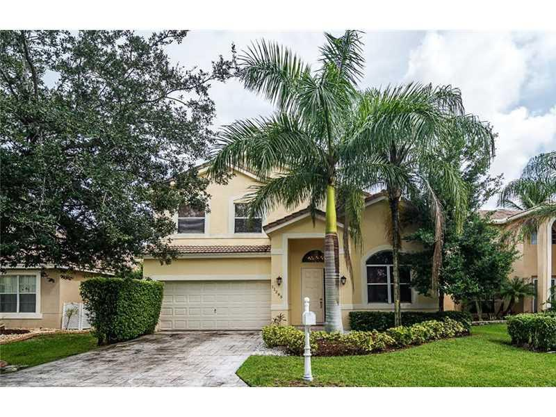 11285 NW 53rd Ct, Coral Springs, FL 33076 (MLS #A10149146) :: United Realty Group