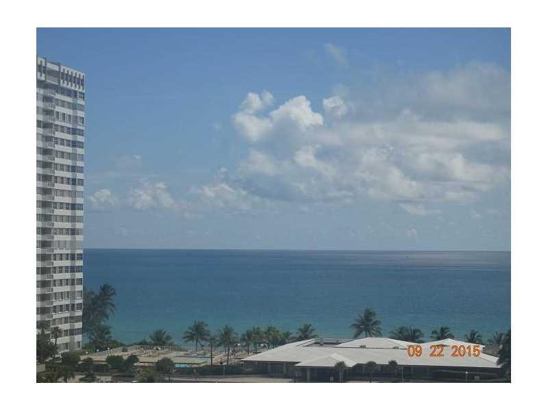 1985 S Ocean Dr 9D, Hallandale, FL 33009 (MLS #A10155477) :: United Realty Group