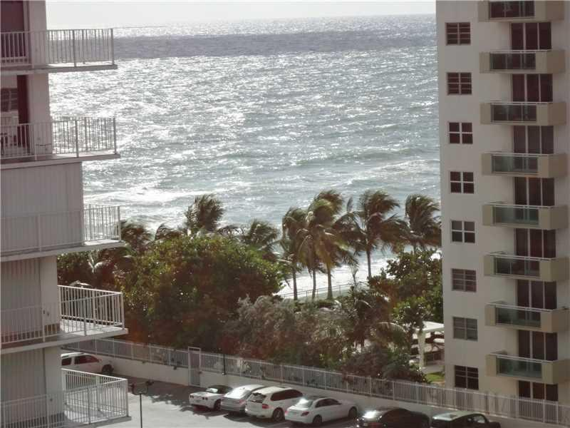 2751 S Ocean Dr 907N, Hollywood, FL 33019 (MLS #A10163107) :: United Realty Group