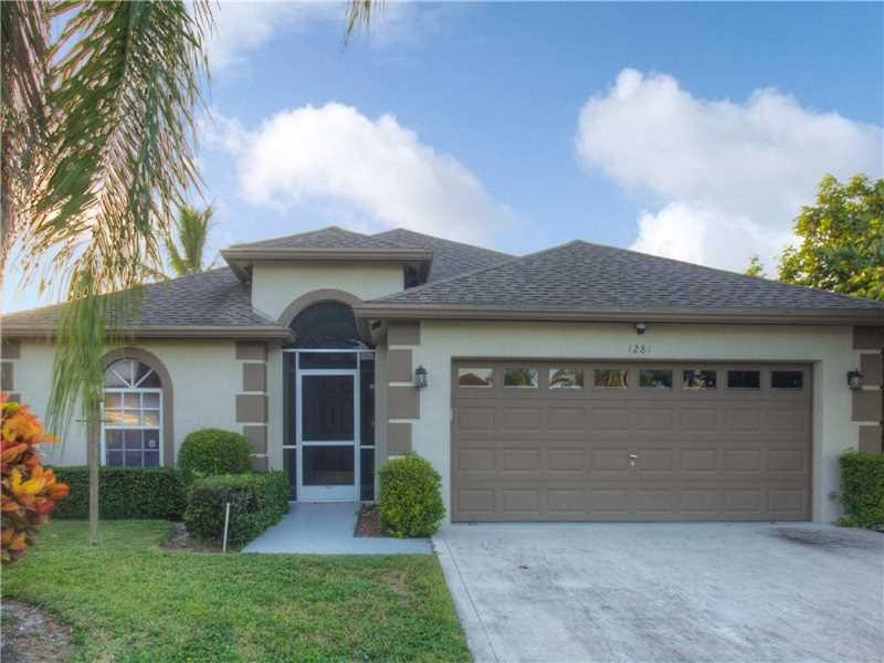 1281 Crown Point, Wellington, FL 33414 (MLS #A10166024) :: United Realty Group