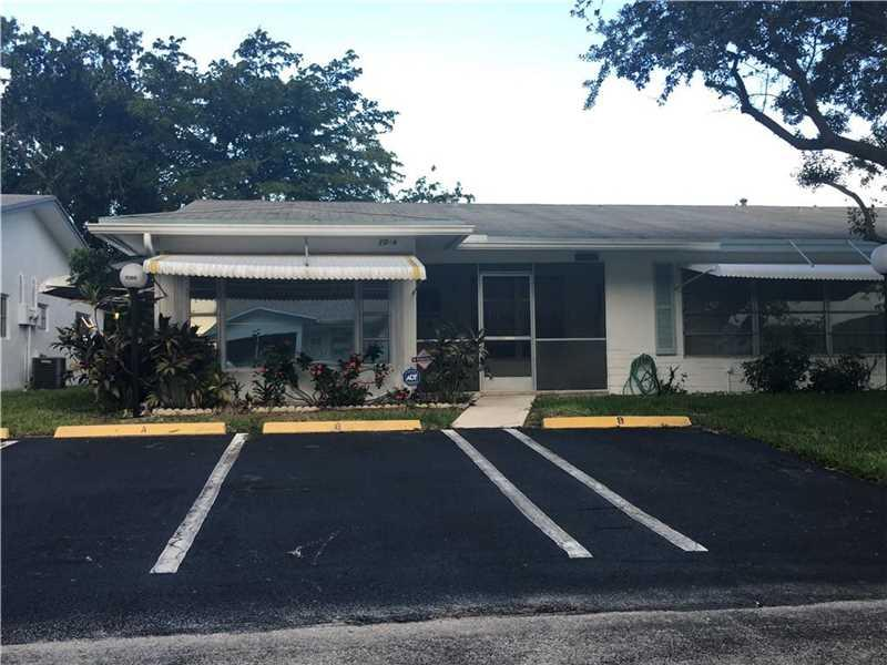 1086 NW 83rd Ave A63, Plantation, FL 33322 (MLS #A10167146) :: United Realty Group