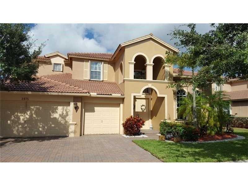 3875 W Gardenia Avenue, Weston, FL 33332 (MLS #A10167994) :: United Realty Group