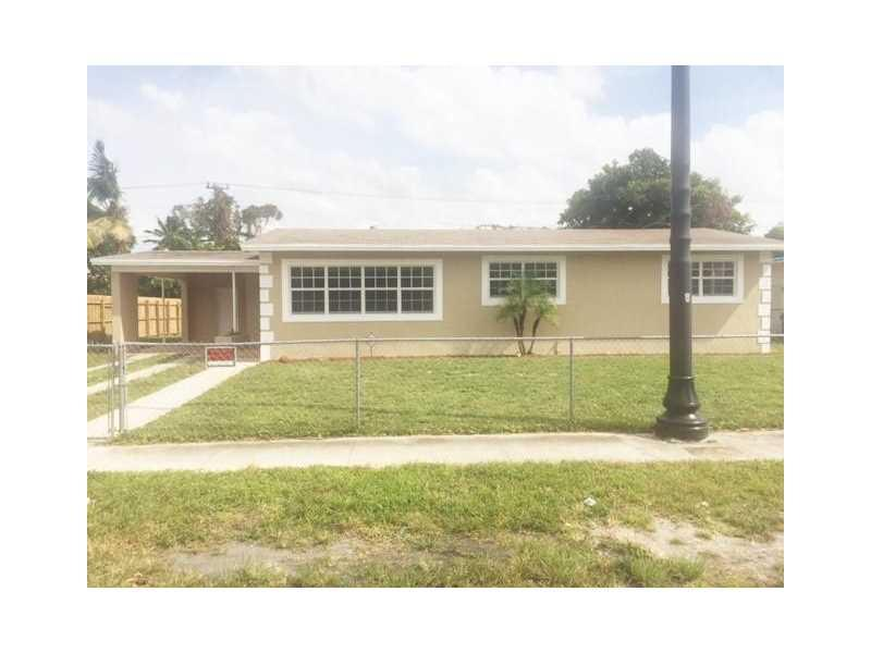18115 NW 17th Ave, Miami Gardens, FL 33056 (MLS #A10169595) :: United Realty Group