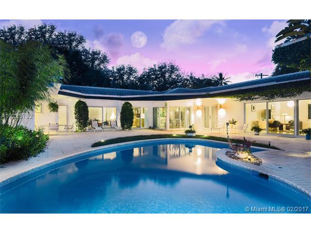 435 Grand Concourse, Miami Shores, FL 33138 (MLS #A10223792) :: Green Realty Properties