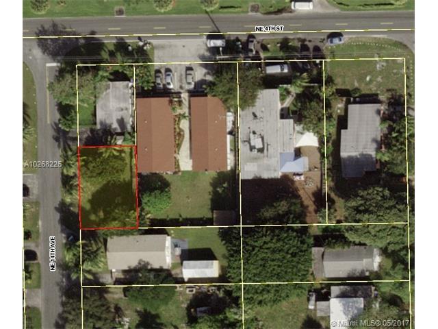 0 NE 14 Ave, Pompano Beach, FL 33060 (MLS #A10268225) :: The Teri Arbogast Team at Keller Williams Partners SW