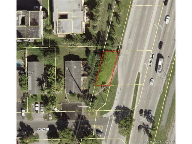 0 S Dixie Hwy, Pompano Beach, FL 33060 (MLS #A10268237) :: The Teri Arbogast Team at Keller Williams Partners SW