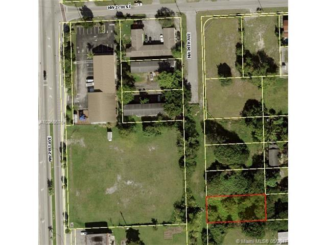 0 NW 20 Ave, Oakland Park, FL 33311 (MLS #A10268676) :: The Teri Arbogast Team at Keller Williams Partners SW