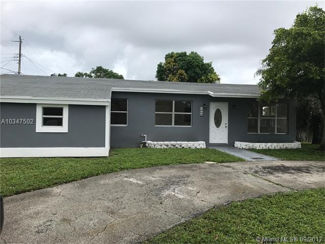 1840 SW 64th Ter, North Lauderdale, FL 33068 (MLS #A10347502) :: The Teri Arbogast Team at Keller Williams Partners SW