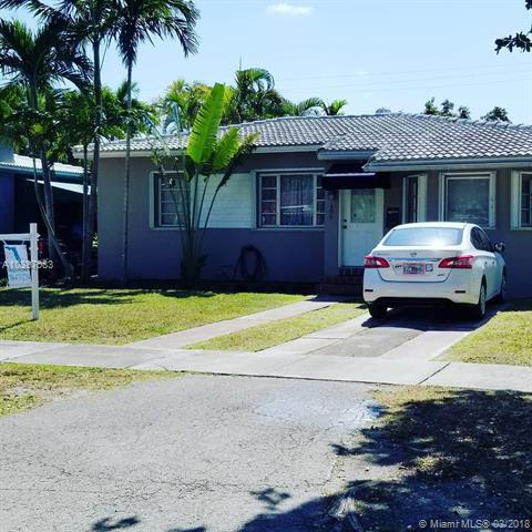 486 Falcon Ave, Miami Springs, FL 33166 (MLS #A10387083) :: Stanley Rosen Group