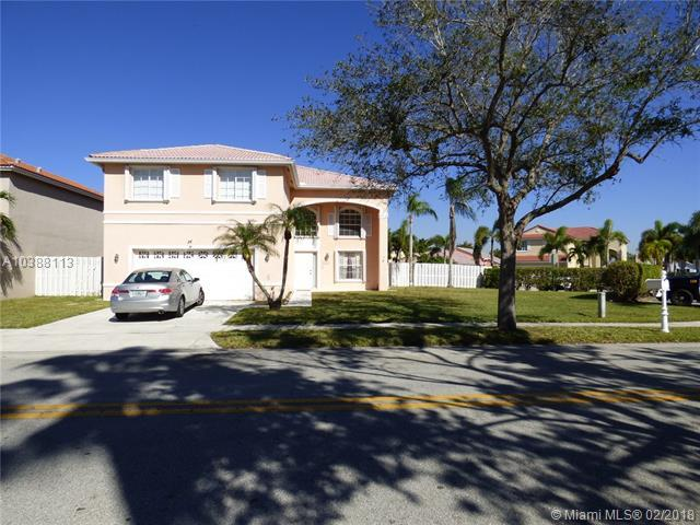 18737 NW 13th Ct, Pembroke Pines, FL 33029 (MLS #A10388113) :: Green Realty Properties