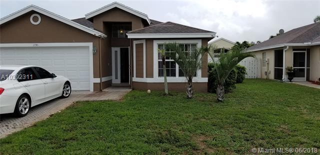 1781 Sawgrass, Green Acres, FL 33413 (MLS #A10392311) :: Calibre International Realty