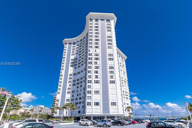 1340 S Ocean Blvd #508, Pompano Beach, FL 33062 (MLS #A10403249) :: The Teri Arbogast Team at Keller Williams Partners SW