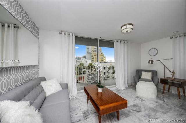 1255 Collins Ave #507, Miami Beach, FL 33139 (MLS #A10408216) :: The Teri Arbogast Team at Keller Williams Partners SW