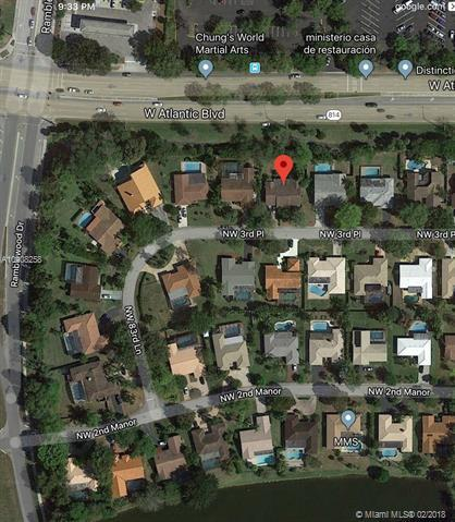 8233 NW 3rd Pl, Coral Springs, FL 33071 (MLS #A10408258) :: The Teri Arbogast Team at Keller Williams Partners SW