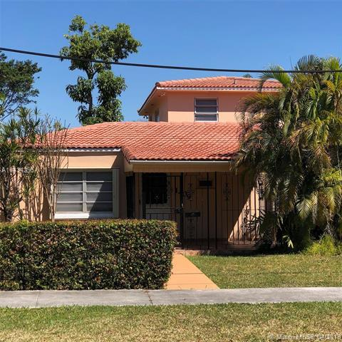 1409 La Baron Dr, Miami Springs, FL 33166 (MLS #A10434295) :: Hergenrother Realty Group Miami