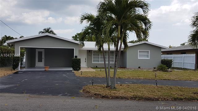 3340 NE 17th Way, Oakland Park, FL 33334 (MLS #A10437446) :: The Teri Arbogast Team at Keller Williams Partners SW