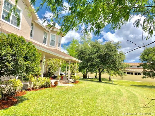 8505 Ranch Rd, Parkland, FL 33067 (MLS #A10461086) :: Green Realty Properties