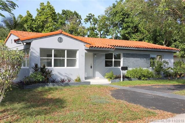 415 NW 111th St, Miami Shores, FL 33168 (MLS #A10525827) :: Green Realty Properties